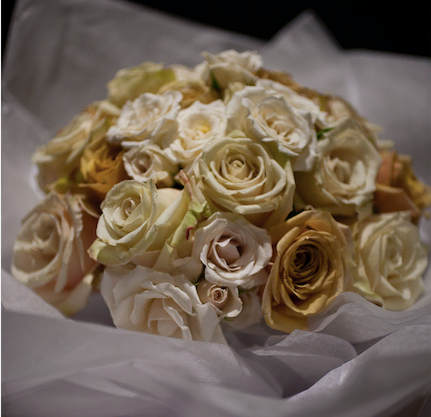 3-Day Intermediate Series: Class 7 – Hand Tied Bridal Bouquet