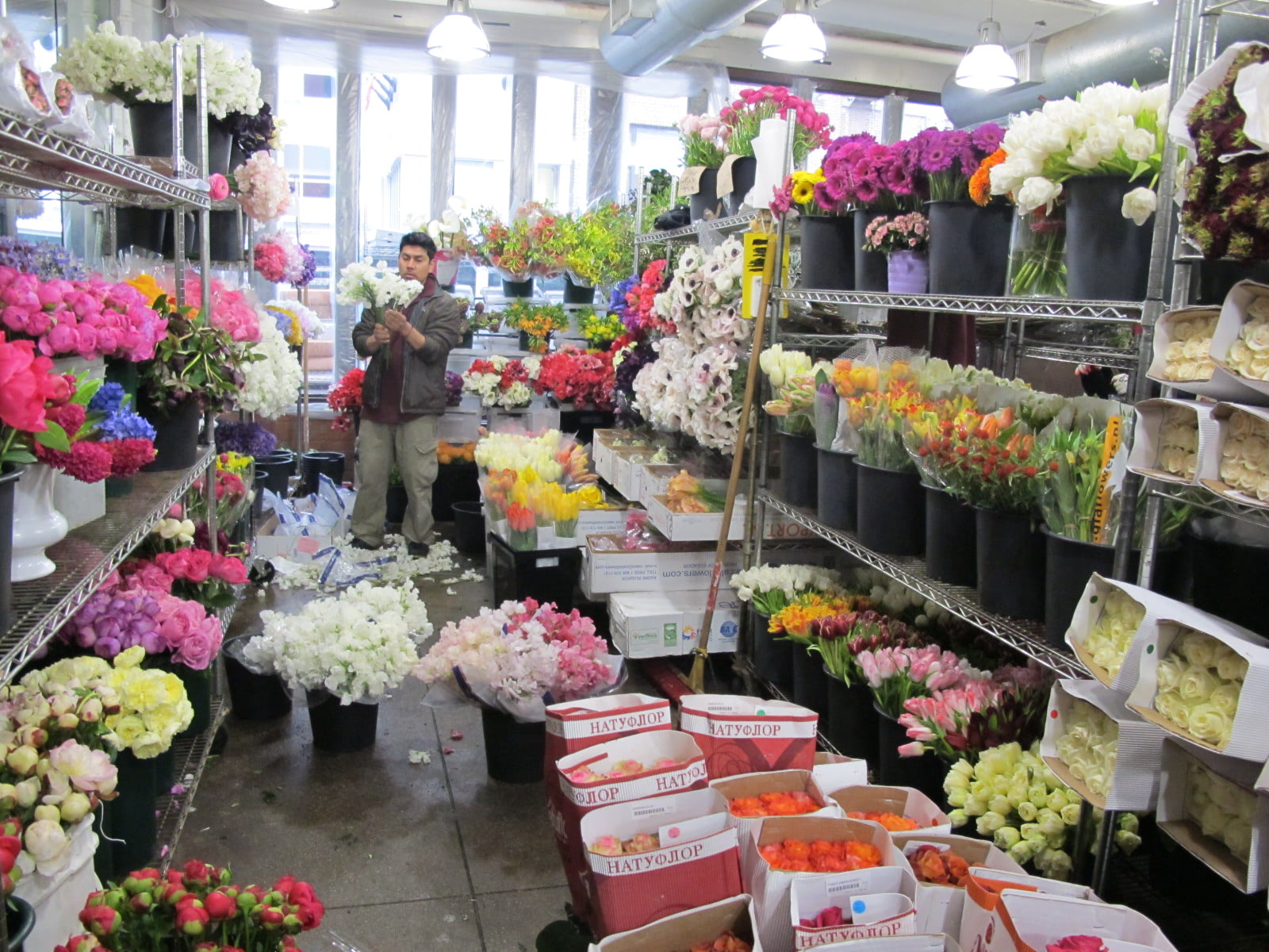 3-Day Intermediate Series: Class 5 – Flower Market Review & Floral Pricing