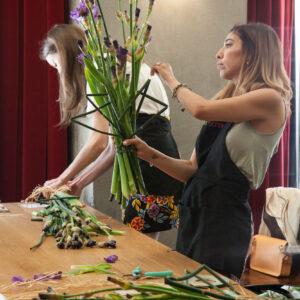 Floral Design Program – $600 Down Payment & Registration Fee