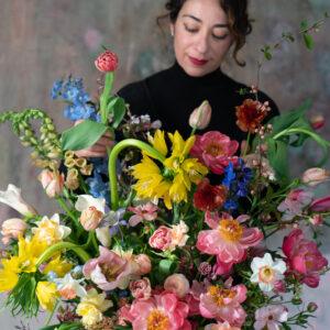 master class, flower class, tulipina